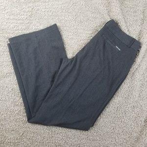 Michael Kors Gray Dress Pants Size 12